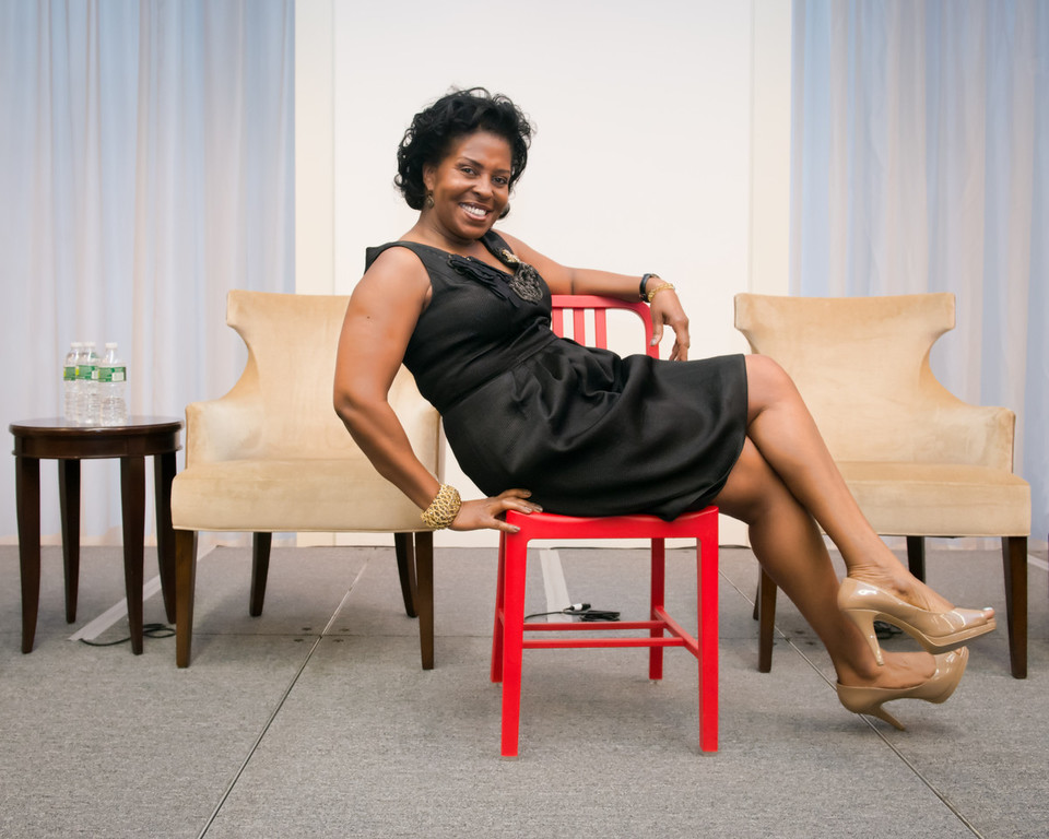 "National Center for Women & Information Technology ""Red Chair"" campaign"